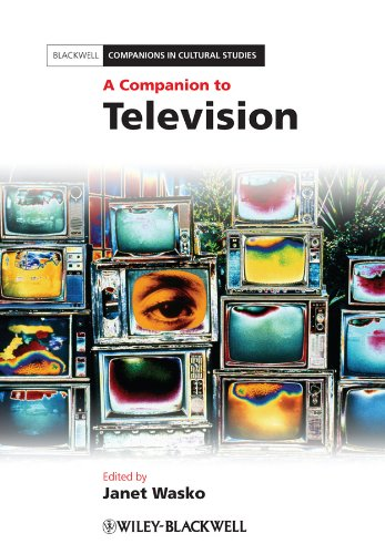 Companion to Television   2005 9781405141468 Front Cover