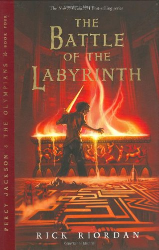 Battle of the Labyrinth   2008 edition cover