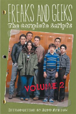 Freaks and Geeks   2004 9781557046468 Front Cover