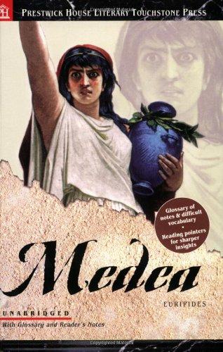 Medea - Literary Touchstone Edition 1st 2005 edition cover