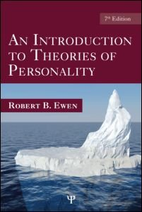 Introduction to Theories of Personality  7th 2010 (Revised) edition cover