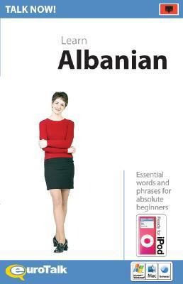 Talk Now! Albanian:  2007 edition cover