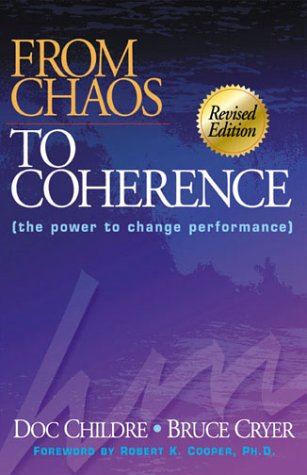 From Chaos to Coherence The Power to Change Performance  2004 edition cover