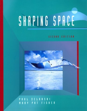 Shaping Space  2nd 1995 (Revised) 9780030765469 Front Cover