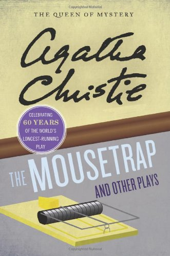 Mousetrap and Other Plays  N/A edition cover
