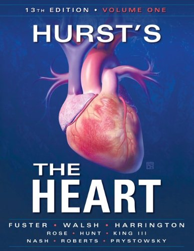 Hurst's the Heart  13th 2011 edition cover
