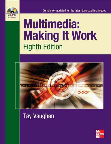 Multimedia - Making It Work  8th 2011 edition cover