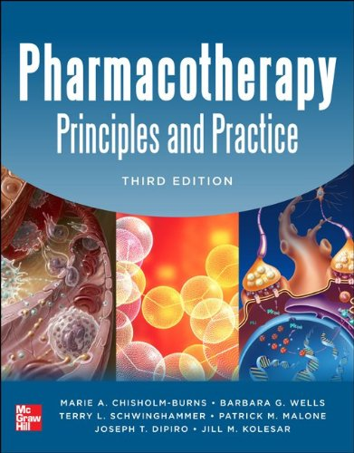 Pharmacotherapy Principles and Practice 3rd 2014 (Revised) edition cover