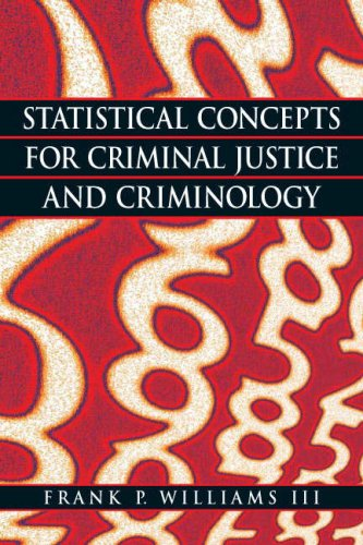 Statistical Concepts for Criminal Justice and Criminology   2009 edition cover