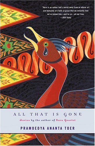 All That Is Gone  N/A edition cover