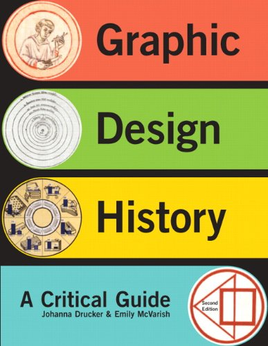 Graphic Design History  2nd 2013 (Revised) edition cover