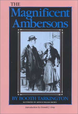 Magnificent Ambersons  N/A 9780253205469 Front Cover