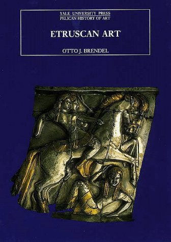Etruscan Art  2nd 1995 edition cover