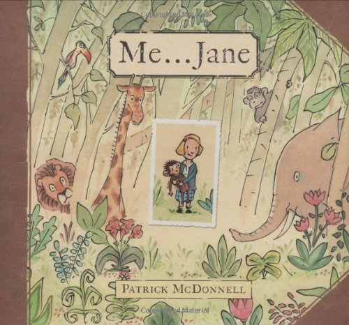 Me... Jane   2011 edition cover