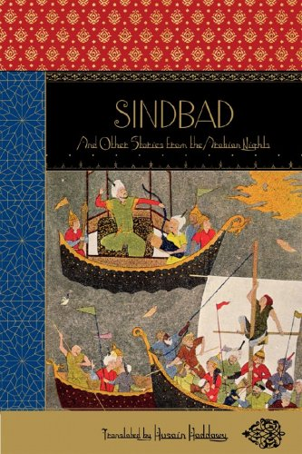 Sindbad And Other Stories from the Arabian Nights N/A edition cover