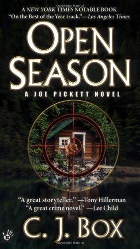Open Season   2001 (Reprint) edition cover