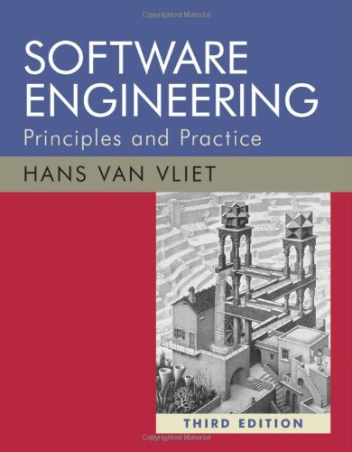 Software Engineering Principles and Practice 3rd 2008 edition cover