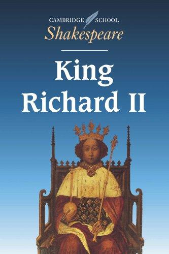 King Richard II   1992 edition cover