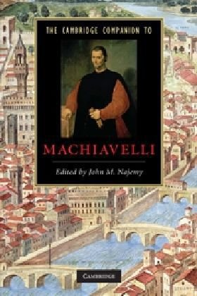 Cambridge Companion to Machiavelli   2010 edition cover