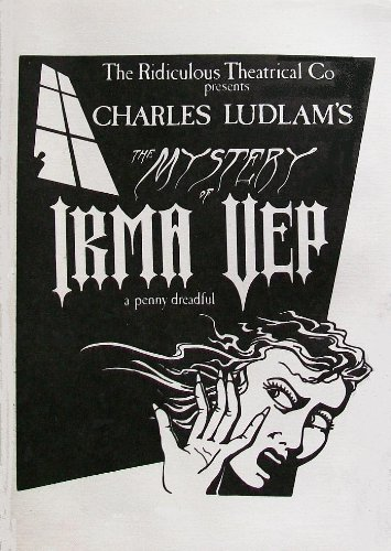 Mystery of Irma Vep : A Penny Dreadful  1987 edition cover