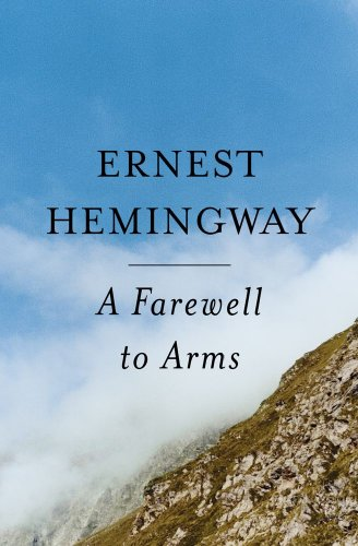 Farewell to Arms   1957 edition cover