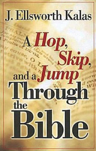 Hop, Skip, and a Jump Through the Bible   2007 edition cover