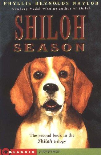 Shiloh Season   1998 edition cover