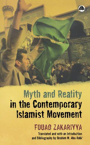Myth and Reality in the Contemporary Islamist Movement   2004 9780745322469 Front Cover