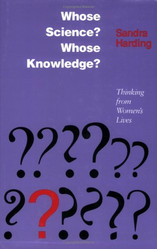 Whose Science? Whose Knowledge? Thinking from Women's Lives N/A edition cover