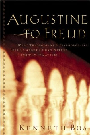 Augustine to Freud 1st 2004 9780805431469 Front Cover
