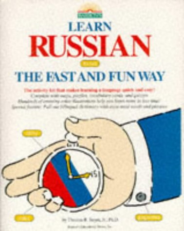Learn Russian the Fast and Fun Way   1993 edition cover
