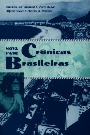 Cr�nicas Brasileiras  2nd 1994 edition cover