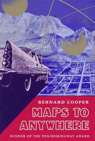 Maps to Anywhere   1990 edition cover