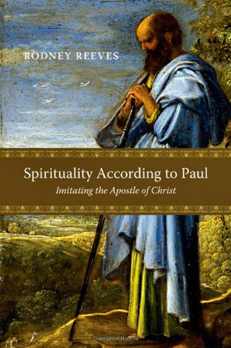 Spirituality According to Paul Imitating the Apostle of Christ  2011 edition cover