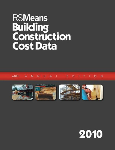Concrete/Masonry Cost Data  2009 edition cover