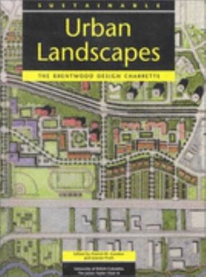 Sustainable Urban Landscapes: The Brentwood Design Charrette  1999 edition cover