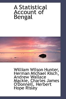 A Statistical Account of Bengal:   2009 edition cover
