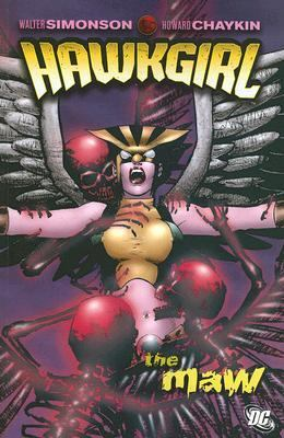 Hawkgirl - The Maw  Revised 9781401212469 Front Cover