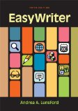 Easywriter:   2013 edition cover