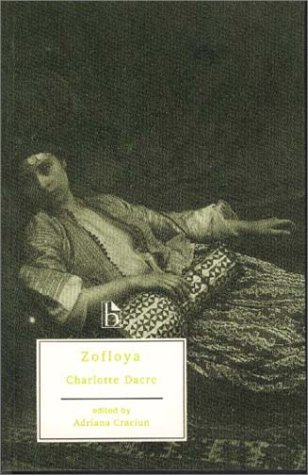 Zofloya Or the Moor  1997 9781551111469 Front Cover