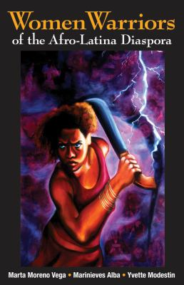 Women Warriors of the Afro-Latina Diaspora   2012 edition cover