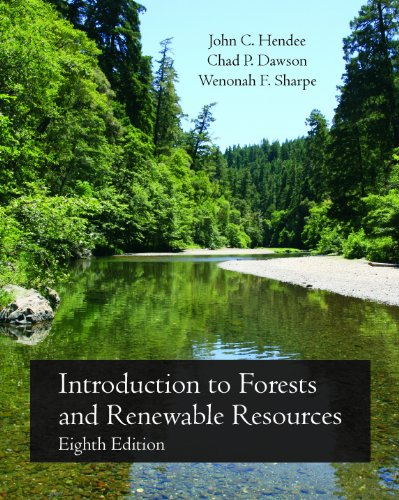 Introduction to Forests and Renewable Resources  8th 2012 edition cover