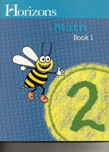 Horizons Mathematics 2  Student Manual, Study Guide, etc. edition cover