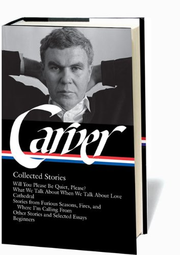 Raymond Carver Collected Stories  2009 edition cover