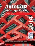 AutoCAD and Its Applications Basics 2014  21st 2014 edition cover