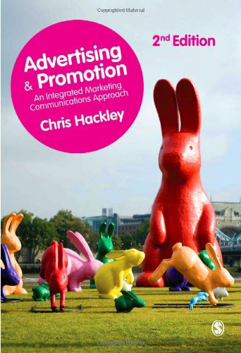 Advertising and Promotion An Integrated Marketing Communications Approach 2nd 2010 9781849201469 Front Cover