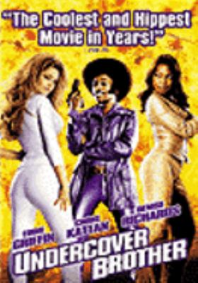 Undercover Brother (Full Screen Collector's Edition) System.Collections.Generic.List`1[System.String] artwork