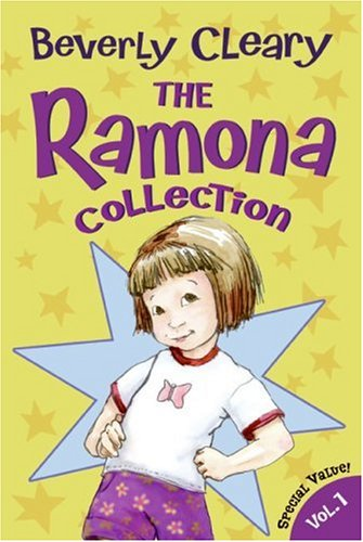 Ramona Collection Beezus and Ramona, Ramona and Her Father, Ramona the Brave, Ramona the Pest N/A edition cover