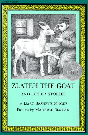 Zlateh the Goat and Other Stories  N/A edition cover