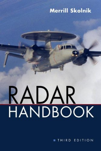 Radar Handbook  3rd 2008 (Revised) edition cover